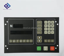 Custom Waterproof vending machine fanuc membrane keypad