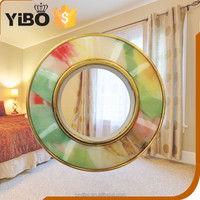 YiBo 40.5mm ABS plastic bamboo curtain rod