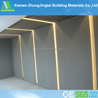 ISO&CE approved prefabricated interior partition walls
