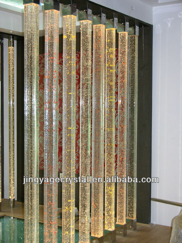 Glass Block Pillar For Interior Decoration Suppliers And Manufacturers At Alibaba