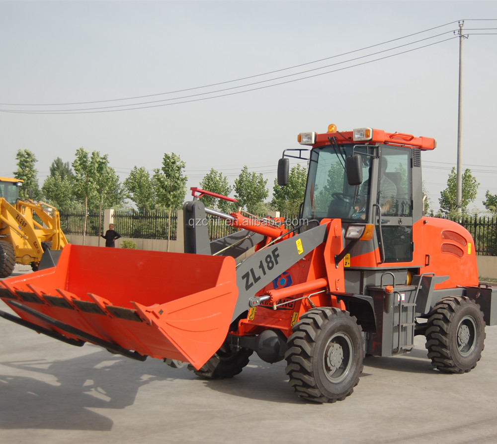 European market hot sale Changhui ZL18 aolite wheel loader