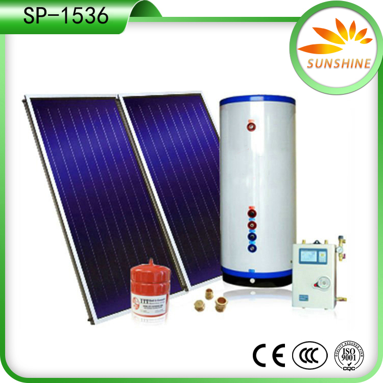 150L rooftop Low Pressure Solar Geyser for South Africa