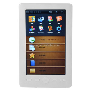 Cheap smart EBOOK-431 TFT 4.3inch Digital reader with multi functions