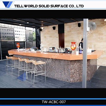 l shape coffee shop bar counter marble countertop restaurant bar counter with stools buy fast food bar counterrestaurant bar counter design restaurant