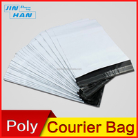 High quality eco- friendly clear plastic courier bag/mailing bag/poly mailer
