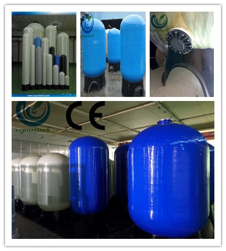 reverse osmosis water filter frp tank activated carbon filter frp tank,frp water tank for water filter
