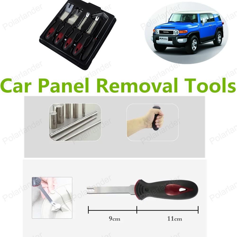 5 шт./компл. бесплатная доставка автомобилей панель удаления инструмента-автомобилей ремонт комплект инструментов высокое качество