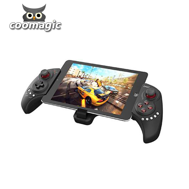 Retractable Charging Wireless Bluetooth 3.0 Android/Ios Tablet Mobile Gamepad