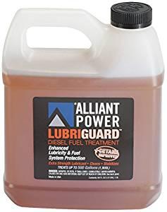 Alliant Power LUBRIGUARD Diesel Fuel Treatment - 1/2 Gallon Jug # AP0511