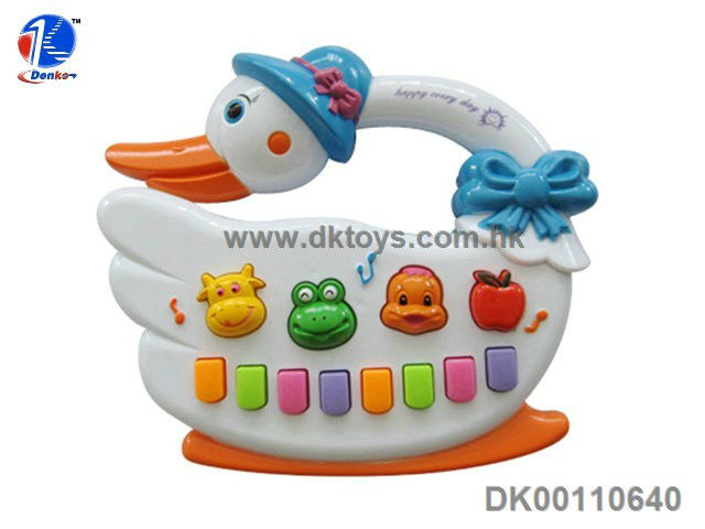 Toys Musical Animal Piano