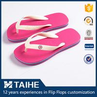 women yoga rainbow flip flop distributors beach slipper