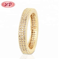Latest Wedding Ring Designs Personalized Gold Alliance Ring 2 Gram Gold Ring For Women