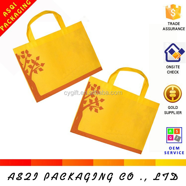 recycled material eco reusable bright color cloth carrying bag handmade for shopping