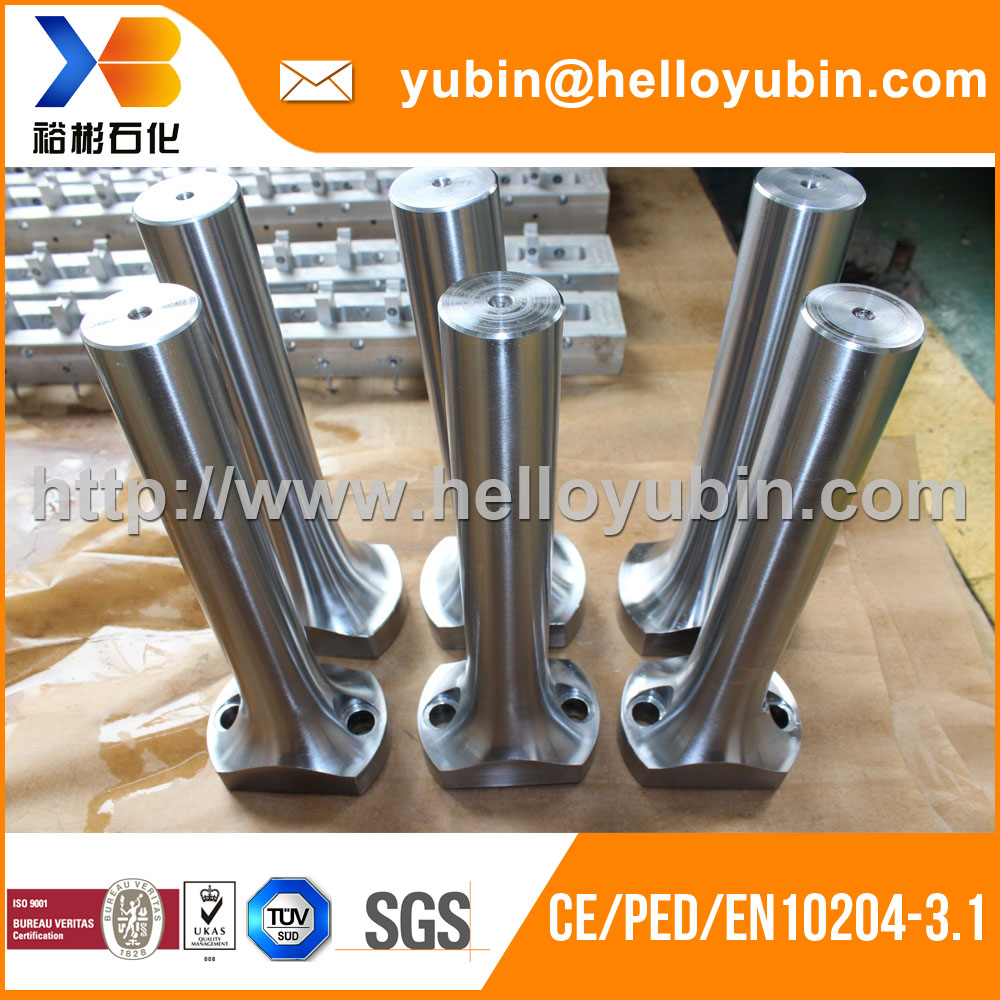 ISO9001 customize machined milling machine spindle/CNC belt drive spindle