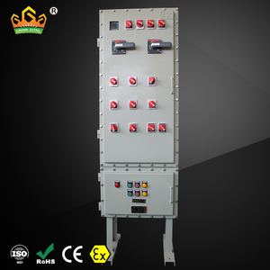 explosion proof main electrical power distribution board panel switch box