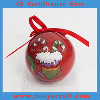 Outdoor decorative hanging ball for xmas/party/room/office