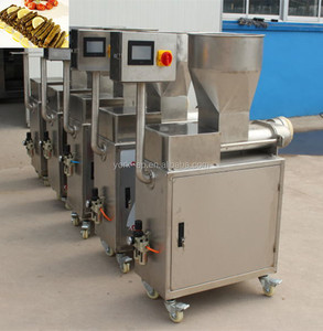 NEW Automatic Stuffed Grape Leaves Rolling Production Line