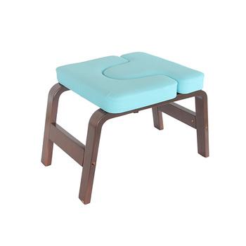 high quality wood yoga equipment meditation bench