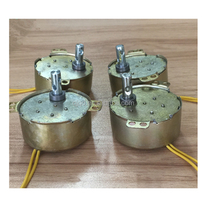4W AC gear Synchronous Motor for electric christmas tree