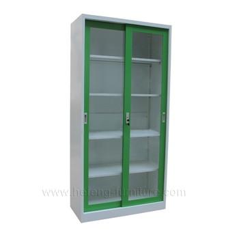 Cheap Glass Doors Cupboard Metal Sliding Door File Cabinets Buy
