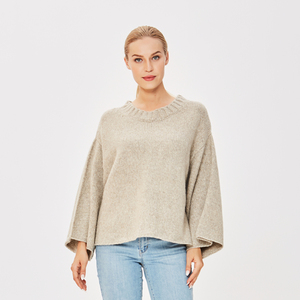 Sweaters Loose Sleeve Oversized Sweater Women