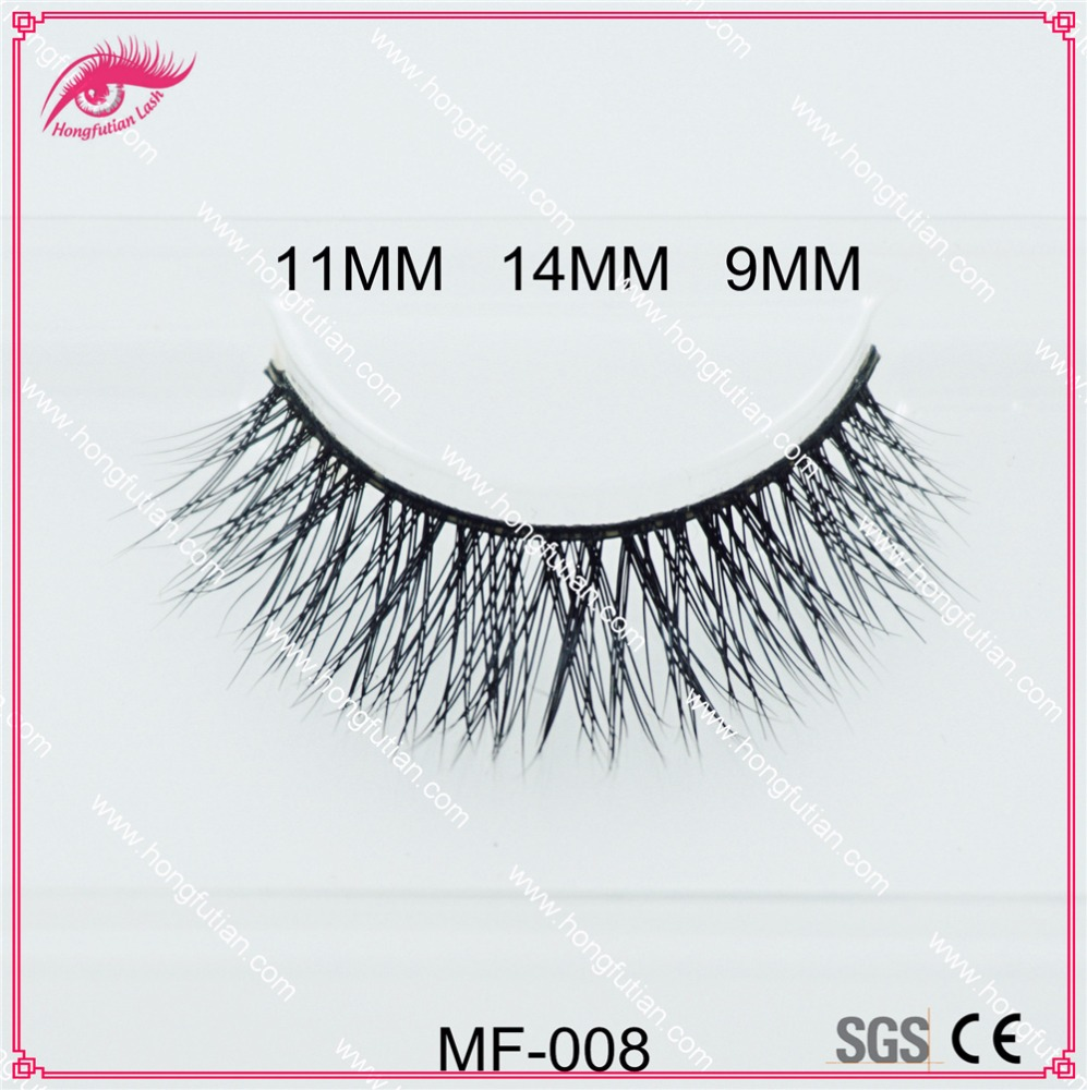 Private label eyelash real mink lashes wholesale