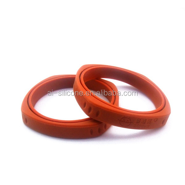 Good quality wristband, Promotional silicone wristbands