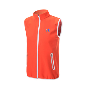Cheap Onsale Red Golf Uniform Mens Singlet Vests