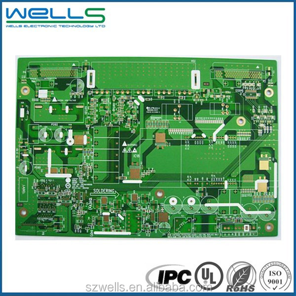 Printed Circuit Board(PCB)/Immersion Gold/PCB Manufacturer In China