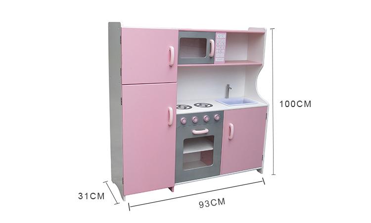 Baby Happy Girl Pink Play Mini Wooden Kids Kitchen Set Toy Buy Wooden Play Kitchen Kitchen Wooden Toy Happy Kitchen Toys Product On Alibaba Com