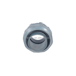 Linsky UL Electrical LIQUID-TIGHT CONNECTOR - straight ZINC Conduit Electrical Coupling Fitting