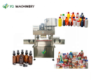 Automatic Spindle Capper PET Plastic Bottle Lid Capping Machine