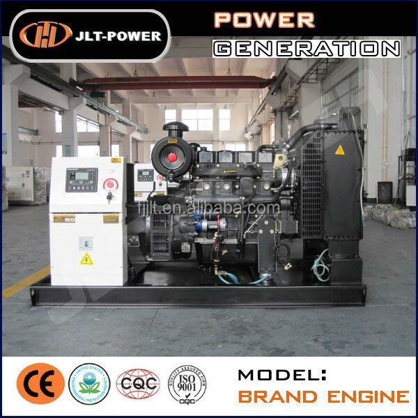 China good quality Quanchai diesel engine open frame diesel generator set
