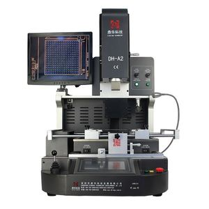 shenzhen intelligent equipment automatic motherboard repair chip removal machine tools