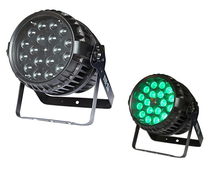 Outdoor Waterproof 18x10w RGBW 4 in1 LED Par Light 18x10w led washer light