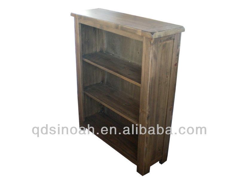kleine boekenkast/grenen boekenkast/woonkamer furnitue-houten ...