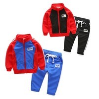 Wholesale Football Game Outwear Uniform Kids Clothes From China Supplier