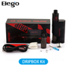 Stock Authentic kangertech dripbox Black/ White/ Red Colors Kanger Dripbox With Wholesale Price