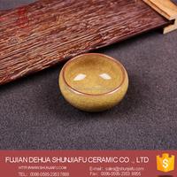 Hight Quality Mini Ceramic Bulk Tea Cups Wholesale