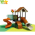 New design Children kids Outdoor Plastic Slide with CE,TUV,SGS,ISO9001 Certification