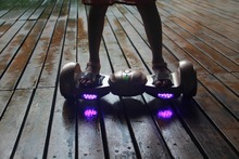 8 inch 2 wheel smart electric hover board