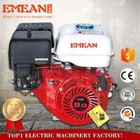 gasoline engine water pump 5.5 hp top quality 163cc gasoline engine