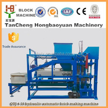 last price 2015 QTJ4-18 automatic machine for wooden pallets block