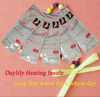 Daylily self heating shoes - winter shoe insole OEM label to keep feet warm