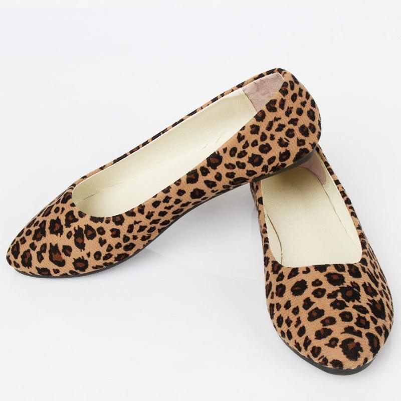 Buy Womens Leopard Print Ballet