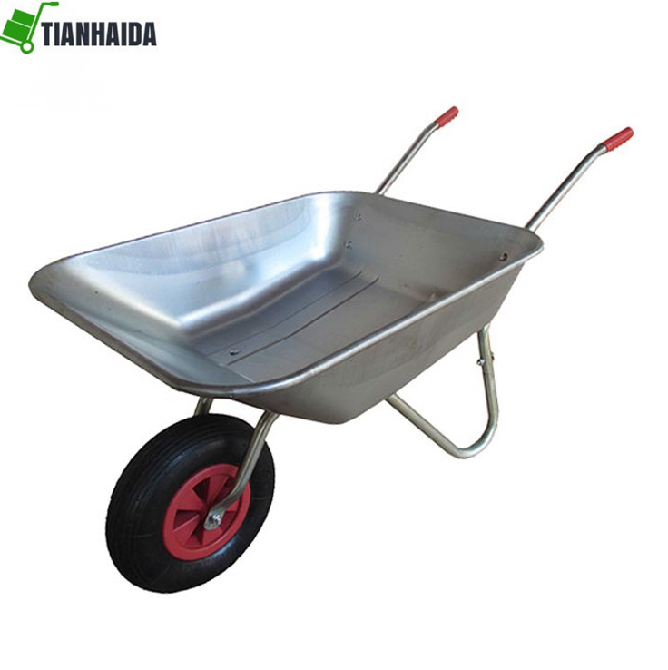 Free sample cheap narrow sand wheelbarrow sizes