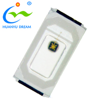 epistar chip 0.5w yellow/red/blue 5730 smd led