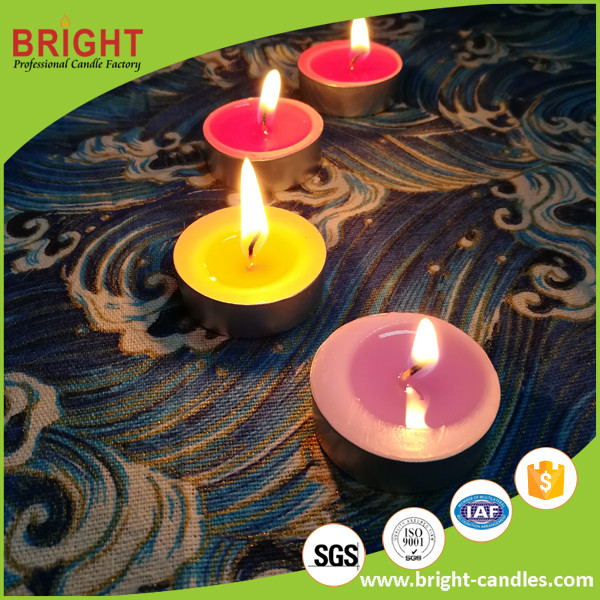 Heart Shape Romantic Gift Valentine's day decorative pillar candles
