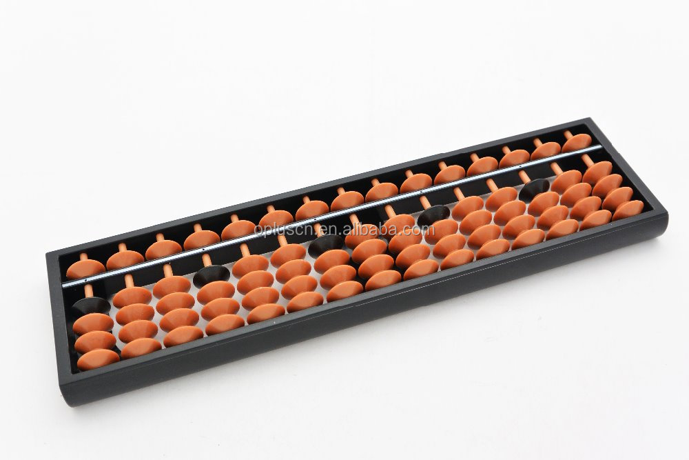 15 RODS OF STUDENT ABACUS COUNTING FRAME