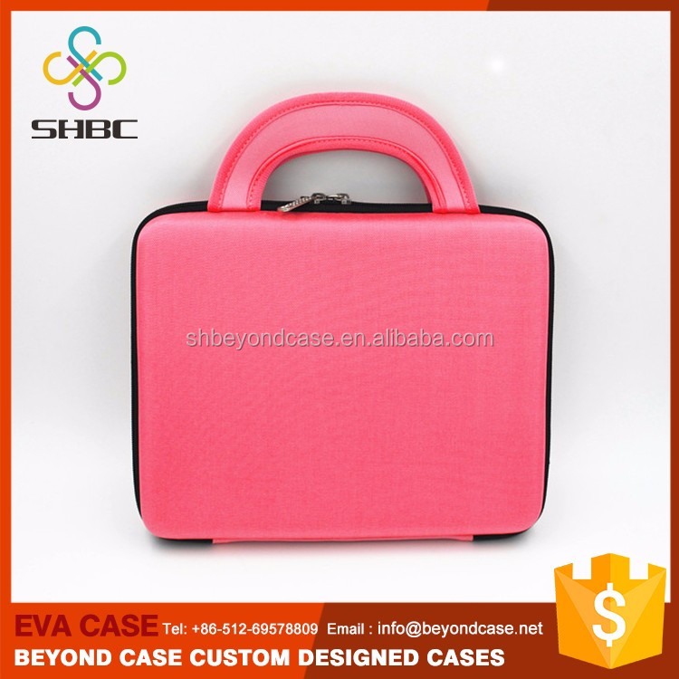 SHBC waterproof shockproof EVA 14 inch hard case for laptop, custom hard laptop case hard shell laptop case